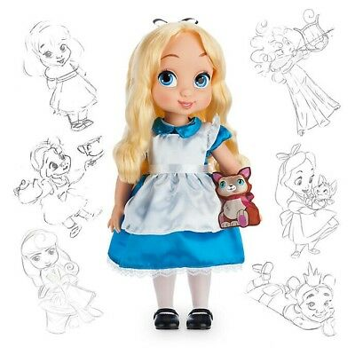 Disney store Animator Collection Alice In Wonderland Doll New make an offer!