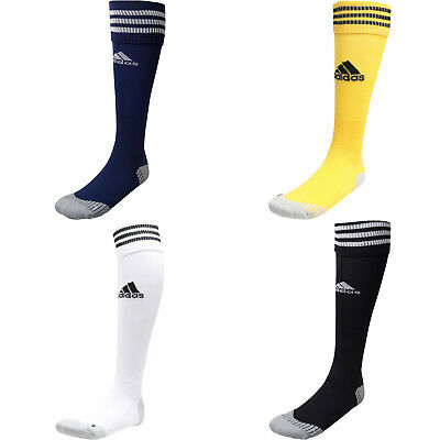 Adidas Adisock Socks NEW Mens JNR ADULT 3 Stripe Football Soccer Sports