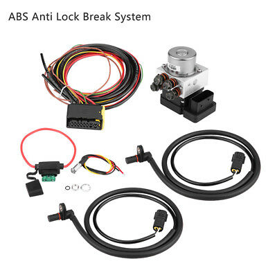 ABS Anti Lock Brake System Sensor Module Pump Balancer Gear Motorcycle Scooter
