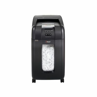 Rexel Auto 300x Shredder Confetti Cut Auto Feed