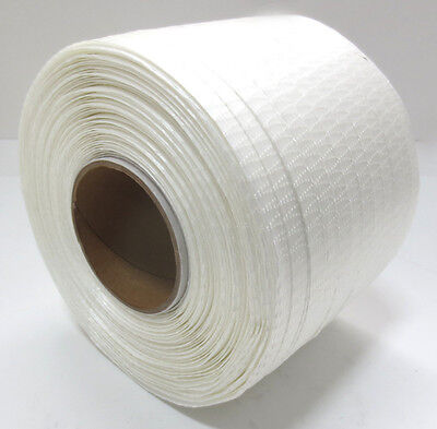 "Woven Polyester Cord Strapping Boat Shrink Wrap 1/2"" x 1,500' - PD40TCW"