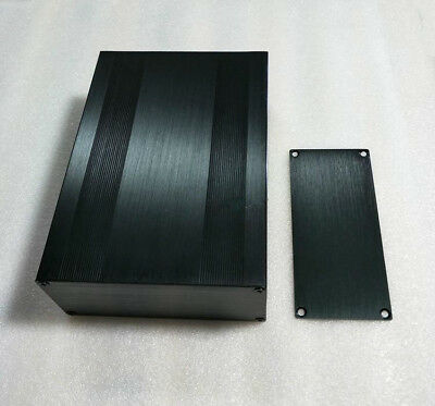 1 pcs DIY 200x144x68mm_Big Aluminum Project Box Enclosure Case Electronic