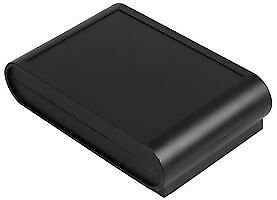 IP65 Modem Case 220 X 140 X 56MM - Black By Evatron PP70N A1SI#