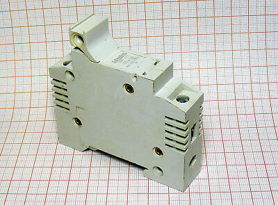 Fuse Holder Circuit Breaker 25A 500V 3Nw7 Siemens [M1-B]