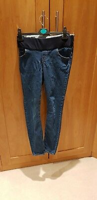 Under Bump Maternity Jeans size 8 from ASOS