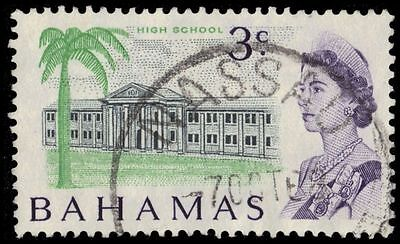 "BAHAMAS 254 (SG297) - High School ""1967 Printing"" (pf85431)"