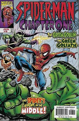 Spider-Man Chapter One No.8 / 1999 The Incredible Hulk / John Byrne