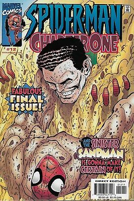 Spider-Man Chapter One No.12 / 1999 Final Issue! / John Byrne