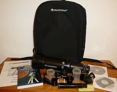 Celestron Travel Scope 70 Optical Tube Assembly and Accessories