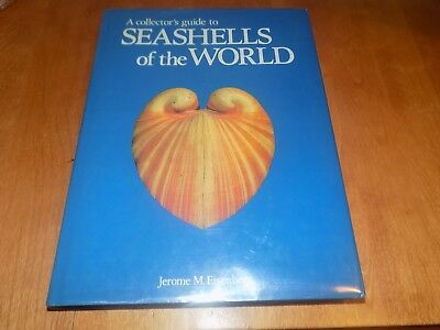 A COLLECTORS GUIDE TO SEASHELLS OF THE WORLD Seashell Identification Shells Book