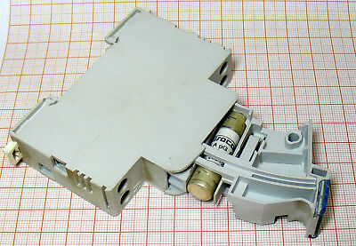 Fuse Holder Circuit Breaker 32A 400V Legrand 058 24 [M1-B]