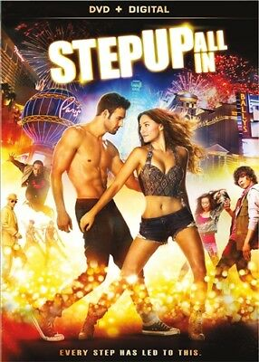STEP UP ALL IN New Sealed DVD