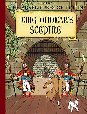 Adventures of Tintin King Ottokar's Sceptre by Herge (Hardback, 2003)