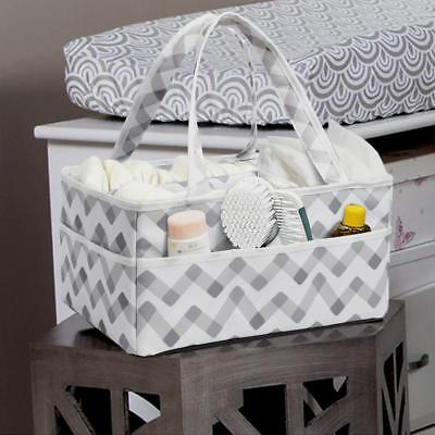 Baby Diaper Caddy Organizer Basket Cristmas Gift Twins Best Quality