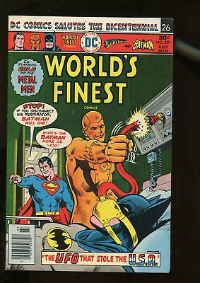 World's Finest Comics #239 Fine+ 6.5 1976 Dc Comics