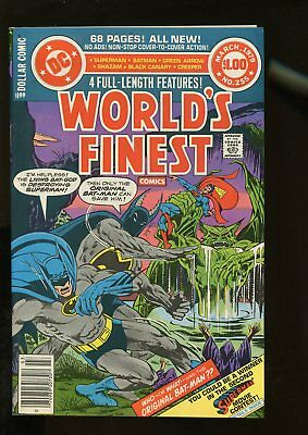 World's Finest Comics #255 Very Fine 8.0 Giant-Size 1979 Dc Comics