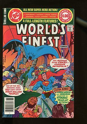 World's Finest Comics #259 Fine+ 6.5 Giant-Size 1979 Dc Comics