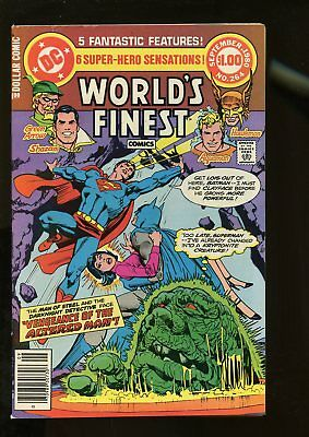 World's Finest Comics #264 Fine- 5.5 Giant-Size 1980 Dc Comics