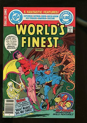 World's Finest Comics #265 Very Fine 8.0 Giant-Size 1980 Dc Comics