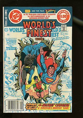 World's Finest Comics #271 Very Fine / Near Mint 9.0 Giant-Size 1981 Dc Comics
