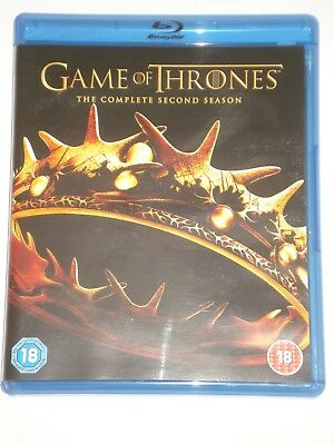 Game of Thrones Staffel 2 Blu Ray mit deutschem Ton