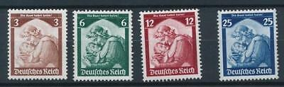 [123744] Germany 1935 good set of stamps very fine MNH $135