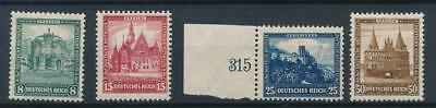 [123757] Germany 1931 good set of stamps very fine MH $70