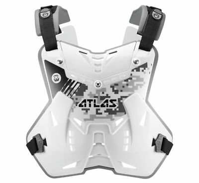 Atlas Defender Protector Defender Lite - Front Only White One Size