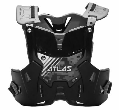 Atlas Defender Junior Stealth Black One Size