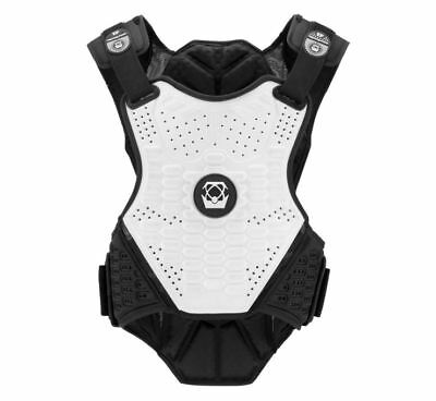 Atlas Guardian Body Protection Vest Only White S/M