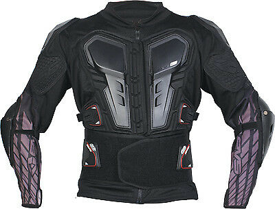 EVS G6 Ballistic Jersey 39-42in. - XL Black G6BK-XL