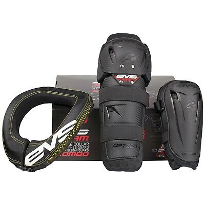 EVS Slam Combo Elbow Pads Youth Black SLAM2-Y