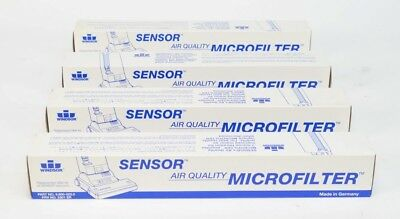 Lot of 4 NEW OEM Windsor Sensor 0.3 Micron Air Quality Microfilter 5301 ER