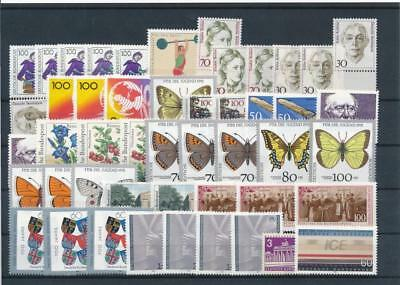[G129306] Germany good lot of stamps very fine MNH
