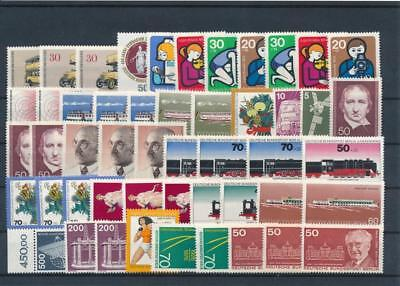 [G129310] Germany good lot of stamps very fine MNH