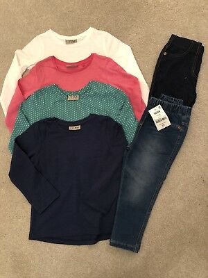 Next Bundle Of Tops & Jeans. Size 18-24 Months. Brand New Some Tagged