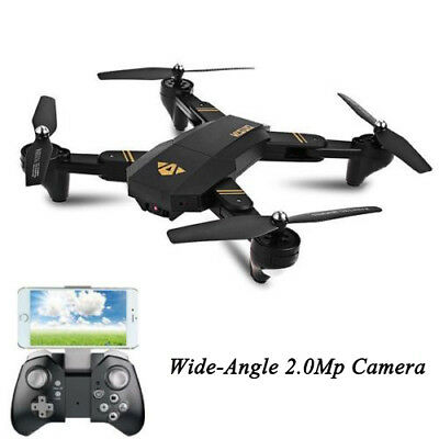 Altitude Hold WIFI FPV RC Drone 2.4Ghz 4CH 6-Axis Gyro 720P HD Camera Quadcopter