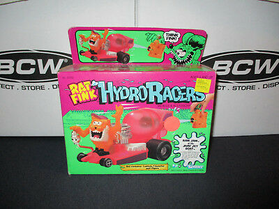 Kenner Rat Fink Hydro Racers Raw Jaw In His Jivin Jet Boat New In Box 1990 Vtg