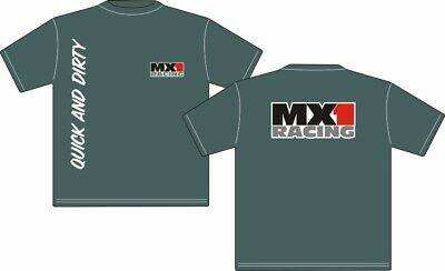 MX1Racing T-shirt Quick and Dirty