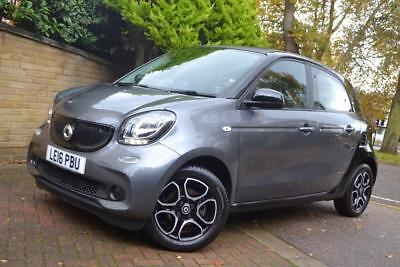 2016 Smart Forfour 0.9 Prime Night Sky Twinamic (s/s) 5dr