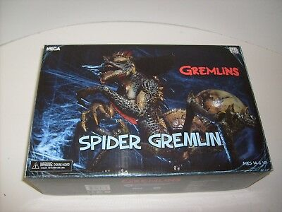 New Neca Gremlins 2 Deluxe Boxed Spider Gremlin Figure Mint