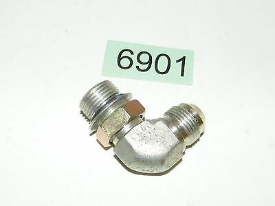 QTY-20  #5 AN to 1//4 NPT male elbow AEROQUIP FITTINGS 20 PC LOT OBO