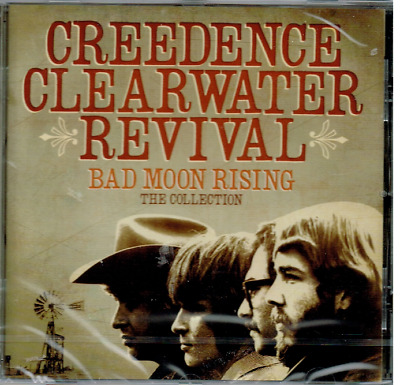 Creedence Clearwater Revival - NEW Bad Moon Rising - The Collection CD 18 Tracks