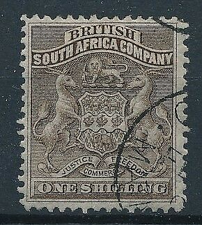 [38718] South Africa Rhodesia 1890/93 Good stamp Very Fine Perfect used