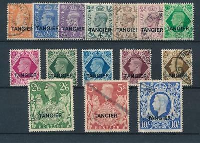 [38850] Morocco 1948/50 Good lot Very Fine used stamps