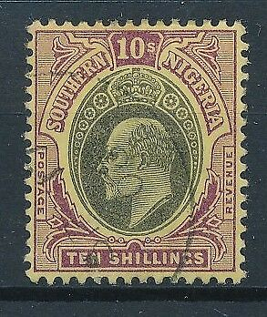 [38971] Southern Nigeria 1903/04 Good stamp Very Fine used Value $115