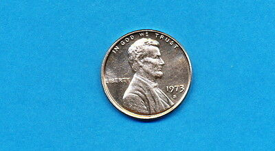 1973-S Lincoln Memorial Penny Uncirculated Cent **FREE SHIPPING**