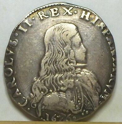 Italy Milan Filippo 1676 About Very Fine