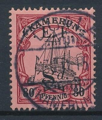 [39197] British Occupation German Cameroon 1915 Good stamp Very Fine used