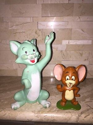 Tom And Jerry Figures Scuffed